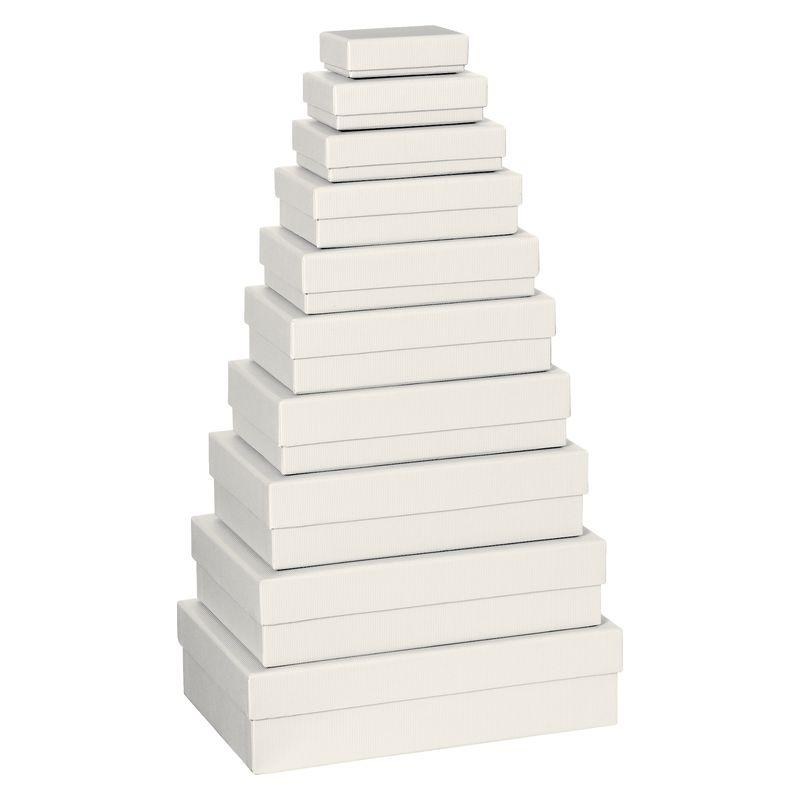 Cadeaudozen 10 delig One Colour creme
