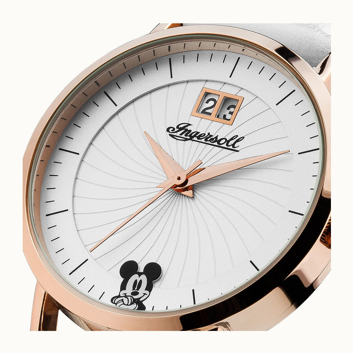 THE DISNEY INGERSOLL QUARTZ ID00502