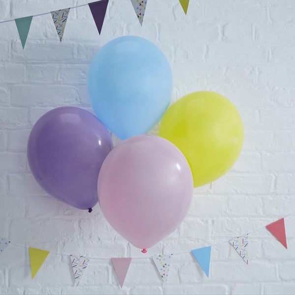 Colourful 11 Inch Balloons