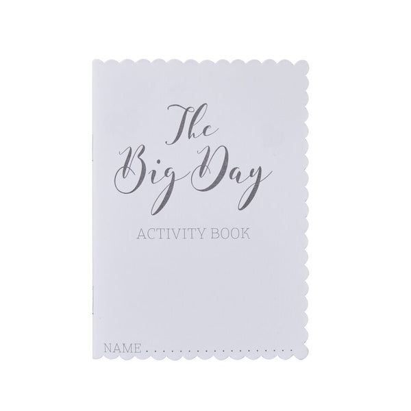 Children's Wedding Activity Books - Beautiful Botanics