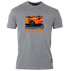 Porsche 911 GT3RS T-Shirt by Joel Clark