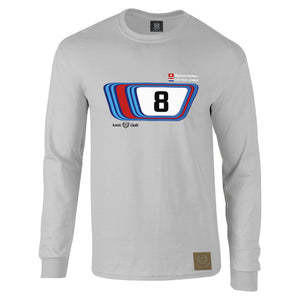 Porsche 911 RSR 1973 Targa Florio Long Sleeved T-Shirt