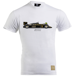 Lotus 97T T-Shirt by Last Corner - iconic-cloth