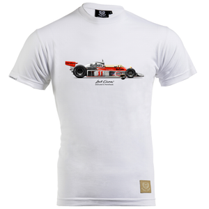 McLaren M23 T-Shirt by Last Corner - iconic-cloth