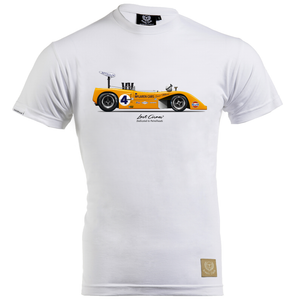 McLaren M8B T-Shirt by Last Corner - iconic-cloth