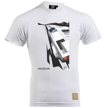 Lamborghini Countach LP500 Gents T-Shirt By Joel Clark - iconic-cloth