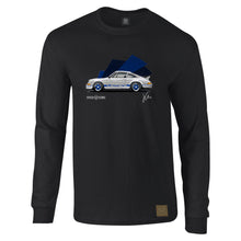 Porsche 2.7RS Gent's Long Sleeved T-Shirt by Joel Clark