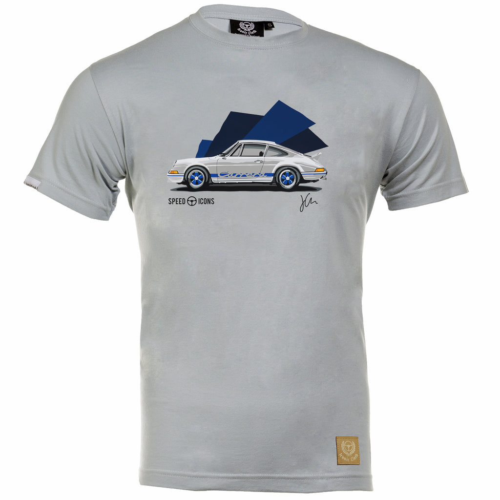 Porsche 2.7 RS Gent's T-Shirt by Joel Clark - Iconic Cloth
