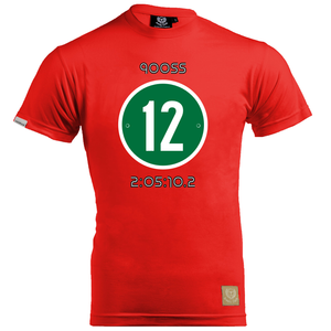 Mike Hailwood Inspired 1978 TT Tribute Gents T-Shirt - iconic-cloth