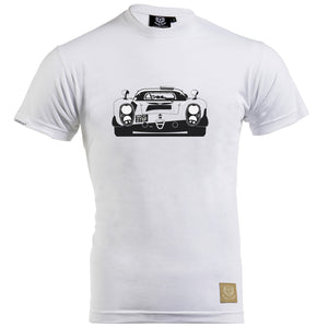 Alfa Romeo Tipo 33/2 Gent's T-Shirt by Remove Before - iconic-cloth
