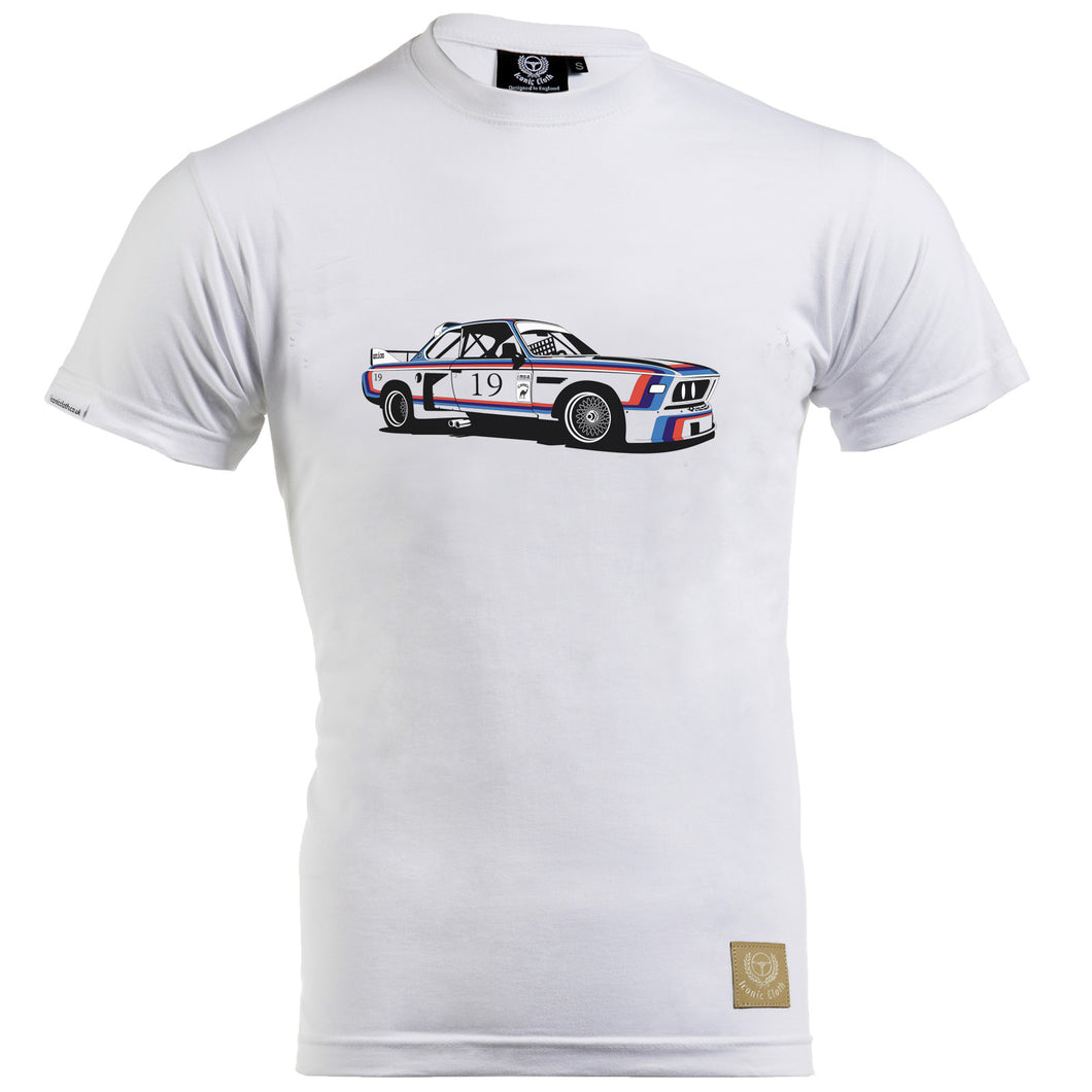 BMW CSL 3.5 Child's T-Shirt by Remove Before