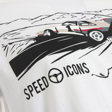 Audi Quattro S1 Pikes Peak Gent's T-Shirt By Joel Clark - Iconic Cloth