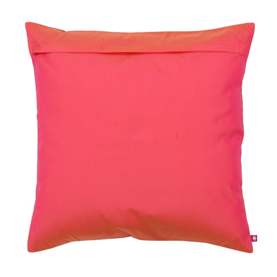 Red Paradise Cushion Cover