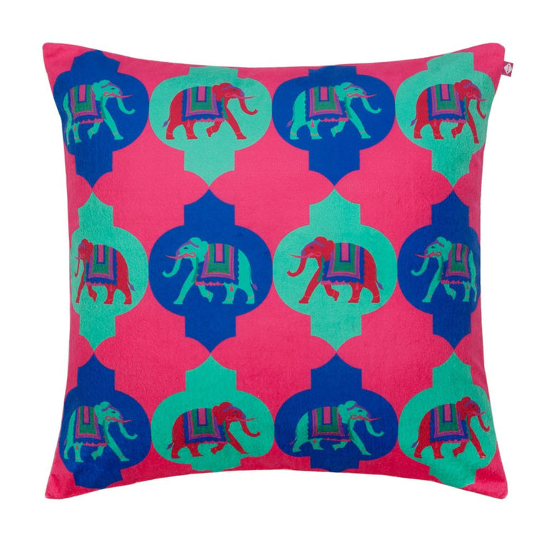 Tusker Treat Cushion Cover