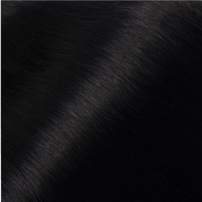 Jet Black #1 Russian Tape Hair Extension