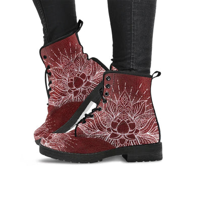 Boots Red Lotus