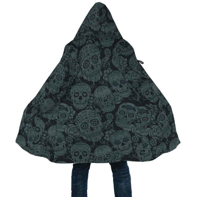 DARK SUGAR SKULL - Manteau