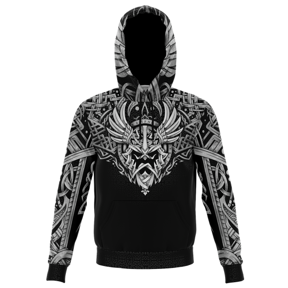 VIKING WARRIOR - Sweat à Capuche 3D