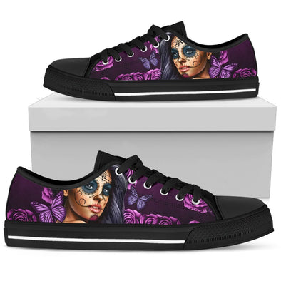 CALAVERA PURPLE - Baskets Basses