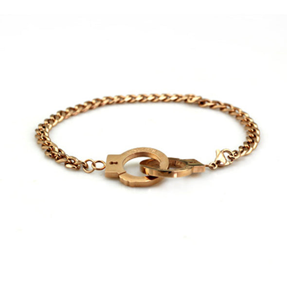 Bracelet Original Menottes - Rose Goldy