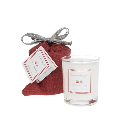 Sophie Allport Pomegranate Scented Candle