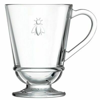 Bee Glass Mug - La Rochere 27cl