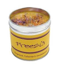 Best Kept Secrets Scented Candle Tin - Freesia