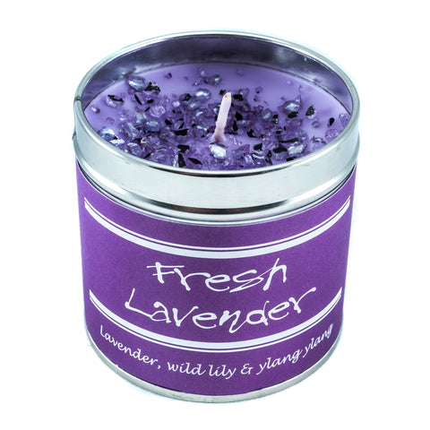 Fresh Lavender Scented Candle