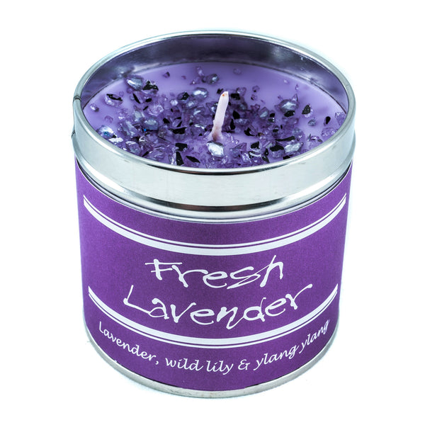 Best Kept Secrets Scented Candle Tin - Fresh Lavender