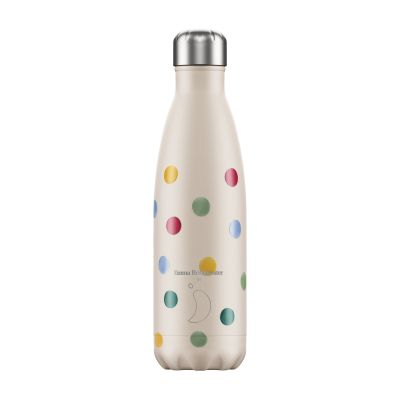 Chilly's Emma Bridgewater Spots Bottle 500ml