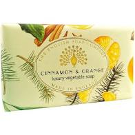 Cinnamon & Orange Soap Bar