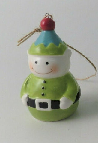 Elf Christmas Tree Decoration