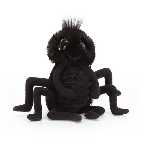 Jellycat Frizzles Spider