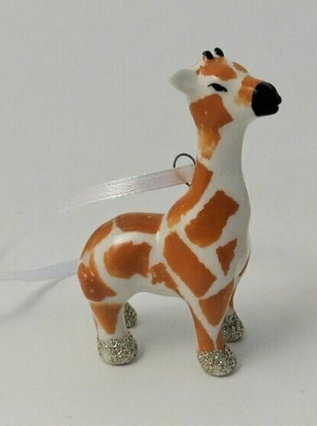 Giraffe Christmas Tree Decoration