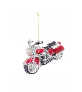 Motorbike Tree Decoration