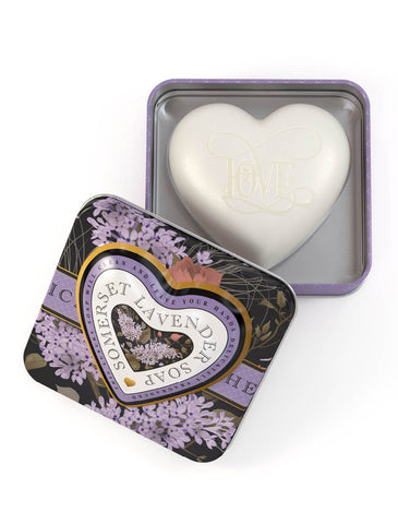 Lavender Soap in Gift Tin