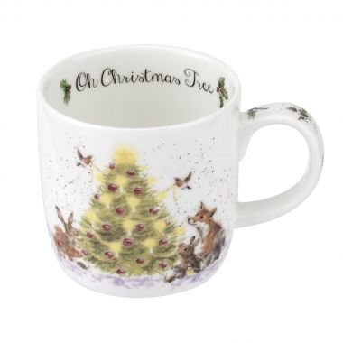 Wrendale Oh Christmas Tree Mug