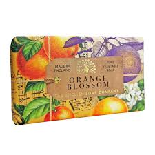 Orange Blossom Soap Bar