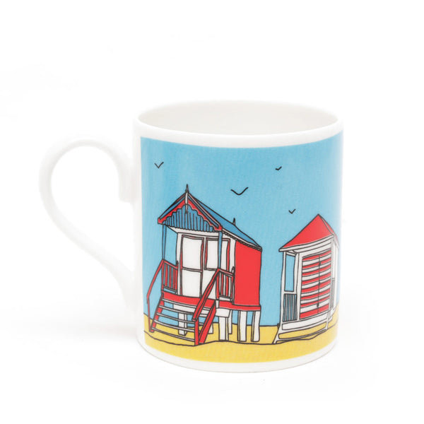 Gone Crabbing China Mug - Oh Such a Perfect Day