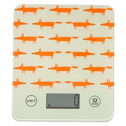 Scion Mr Fox Digital Kitchen Scales