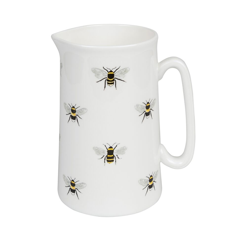 Sophie Allport Bee Bone China Jug 500ml
