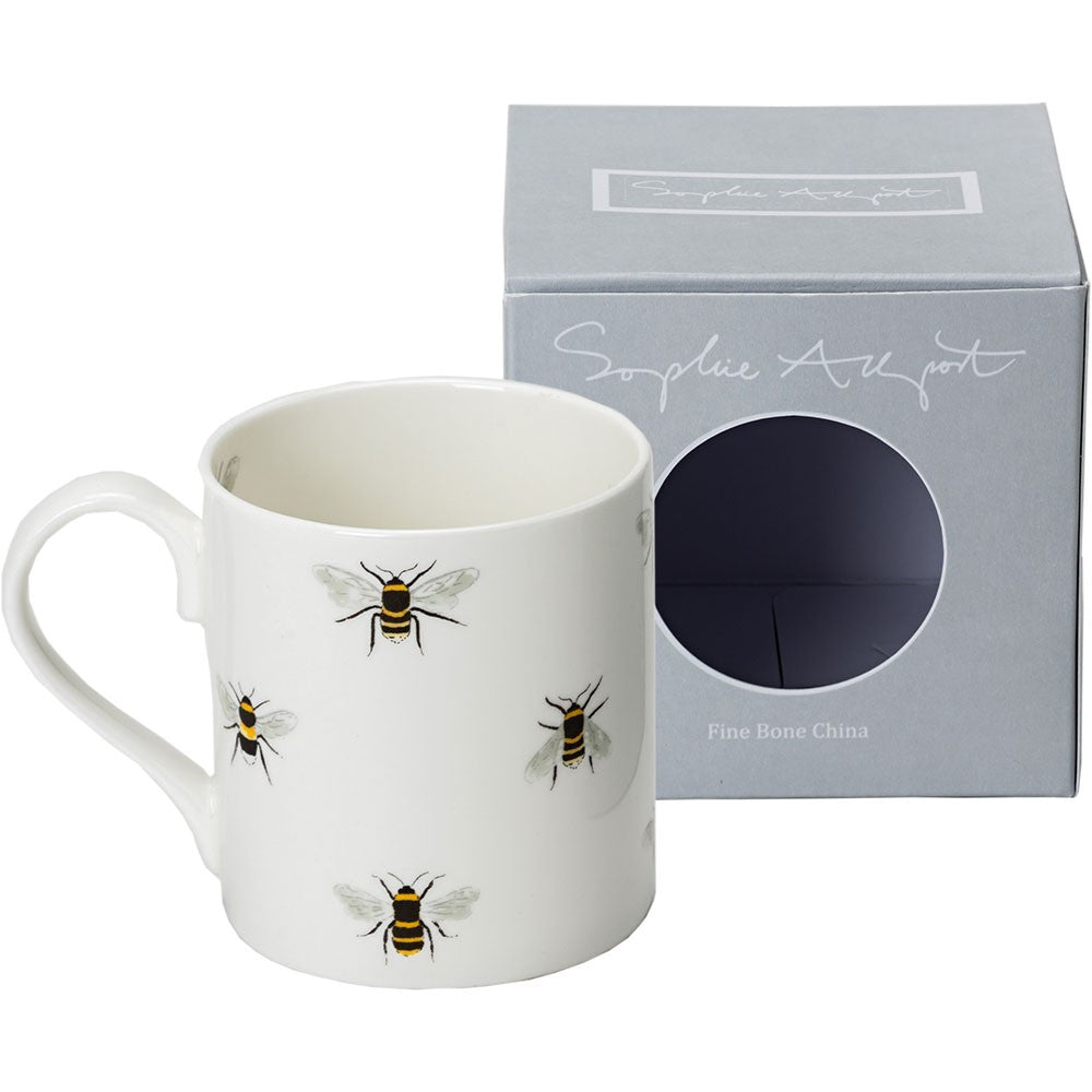 Sophie Allport Bee Bone China Mug