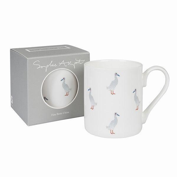 Sophie Allport Runner Duck Bone China Mug