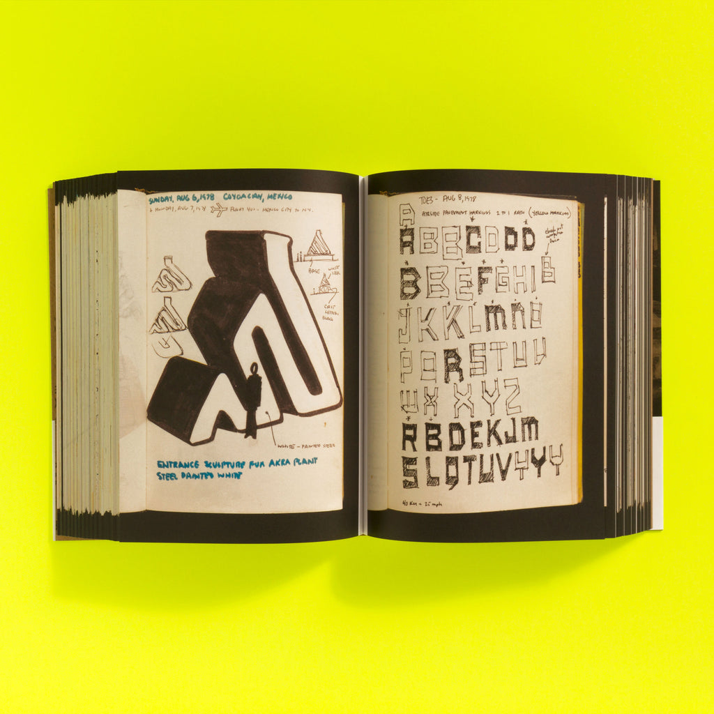 Lance Wyman: The Visual Diaries 1973–1982