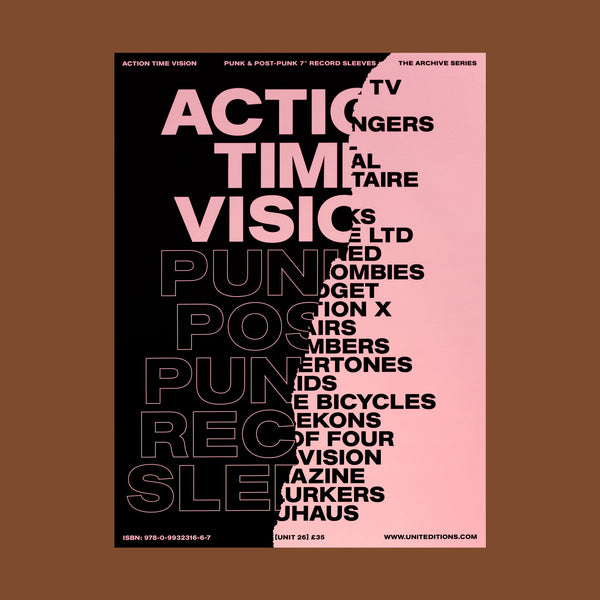 Action Time Vision Poster