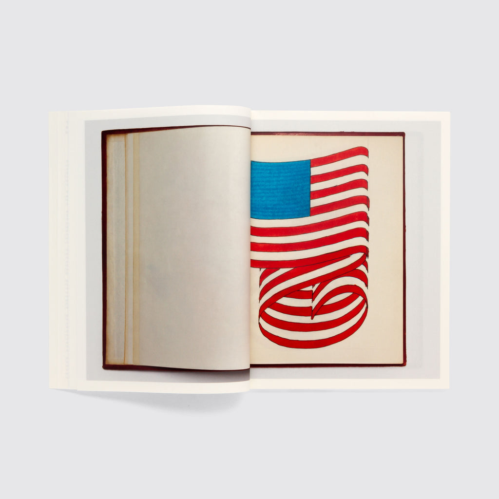 Lance Wyman: Process. A proposal for the 1976 USA Bicentennial identity