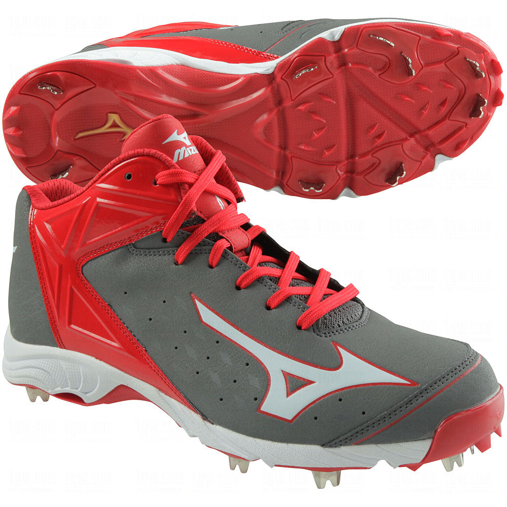 Mizuno 9-Spike Swagger Cleats No Errors