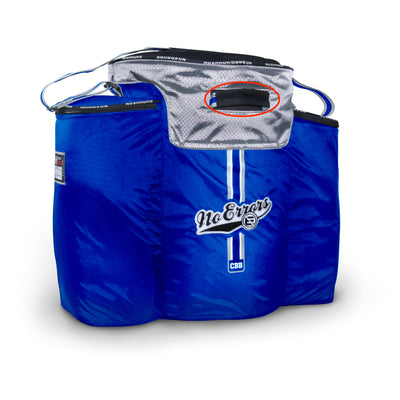 The Coaches Ball Buddy - All in one Coaches Bag