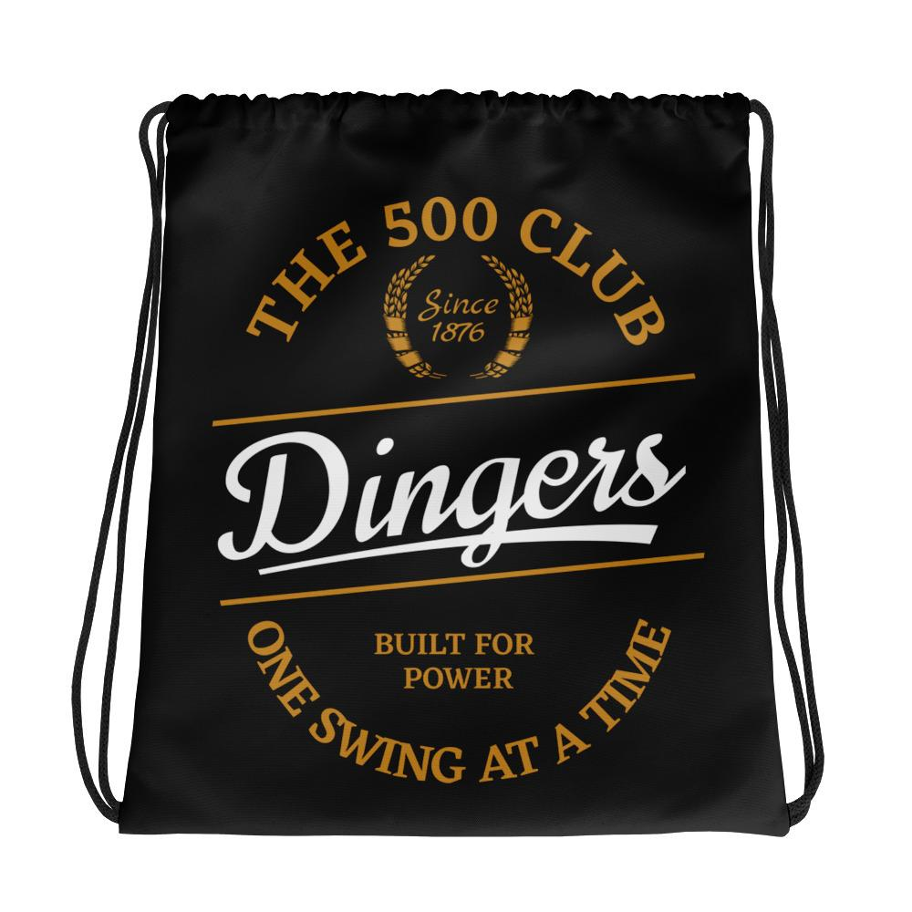 NE 500 CLUB Drawstring bag - No Errors Sports
