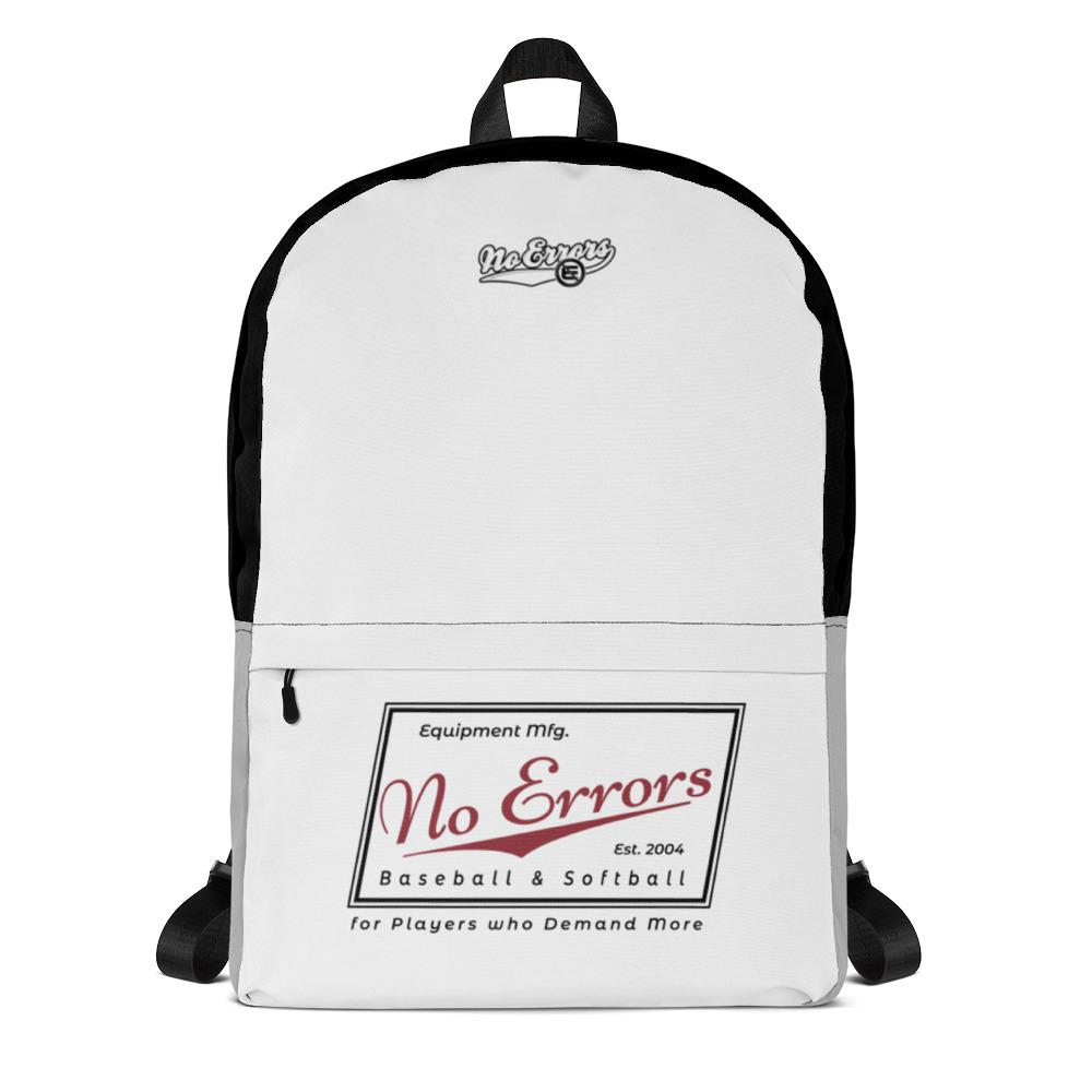 NE EST 2004 SCHOOL BACKPACK - No Errors Sports
